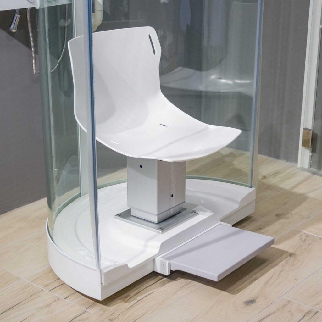 asiento ducha, asiento movilidad reducida