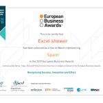 Finalist · European Business Awards 2019