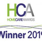Winner · Home Care Awards 2019