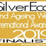 Finalist · Silver Eco adn Well International Awards